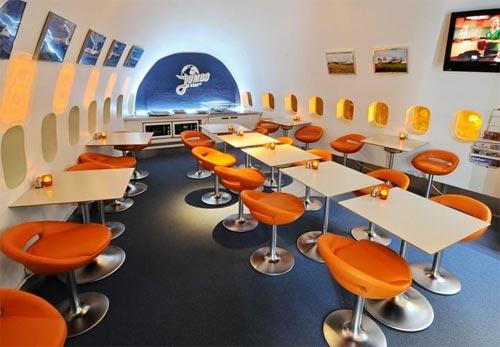 Boeing 747 Estocolmo