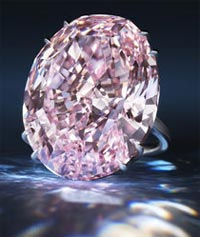 Diamante Rosa Intenso