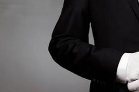 Escola prepara mardomos de luxo
