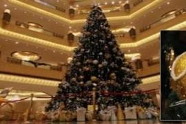 Árvores Natal máis caras do mundo