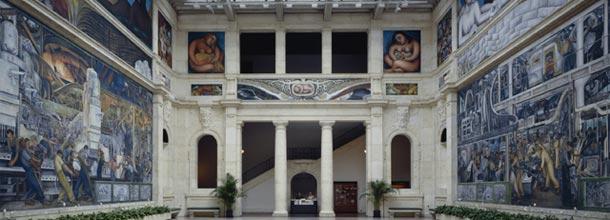 À Venda o patrimônio artístico de Detroit