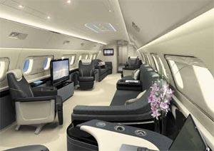 Embraer Lineaye 1000E