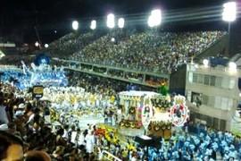 Rio Janeiro carnaval luxo