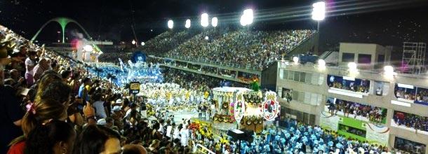 Rio de Janeiro: um luxo de carnaval
