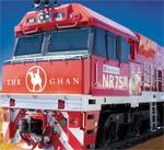 The Ghan trem
